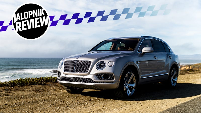 The 2019 Bentley Bentayga V8 Is The Most Opulent Way To Haul Your