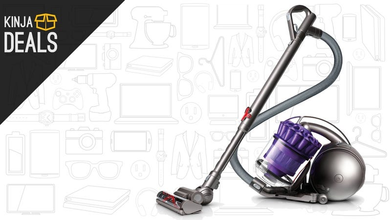 Illustration for article titled Your Floors Deserve This Dyson DC39, Over $100 Off Today