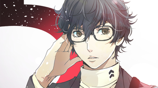 Illustration for article titled The Internet reacts to Persona 5's new hero with glorious fan art