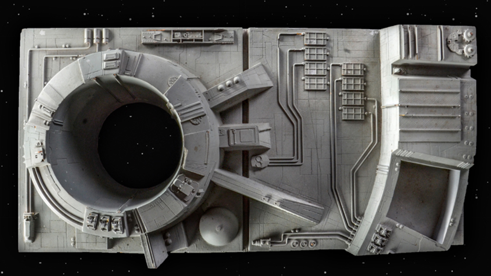 Ebay is Auctioning Off an Original Piece of the Death Star