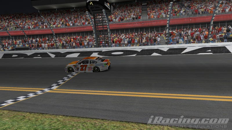 Illustration for article titled Team Oppo Completes Disappointing NASCAR iRacing Pro Series Campaign