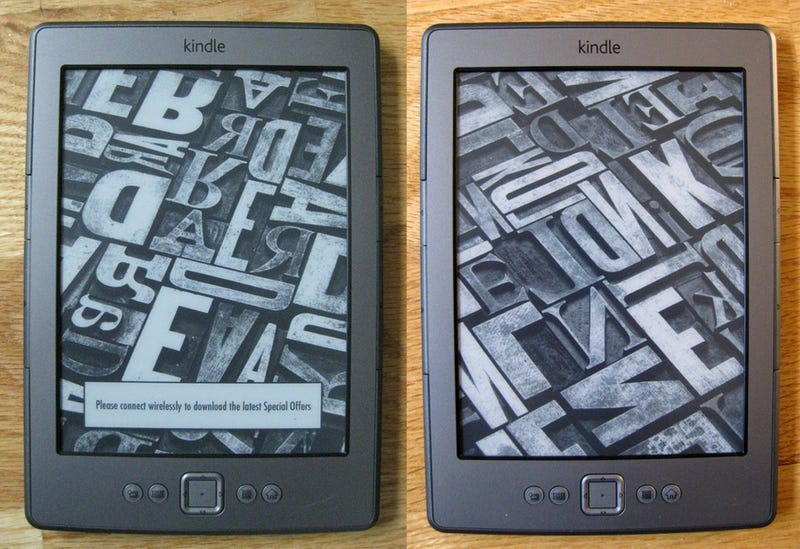 Kill The Kindle Special Offers Ads For Free