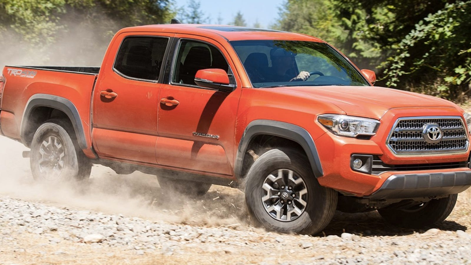 I Can\'t Believe People Are Paying This Much For Used Toyota Tacomas