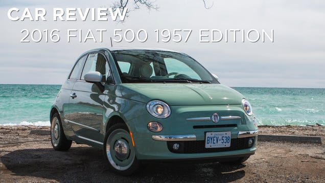 fiat 500 1957 edition review is done. Black Bedroom Furniture Sets. Home Design Ideas