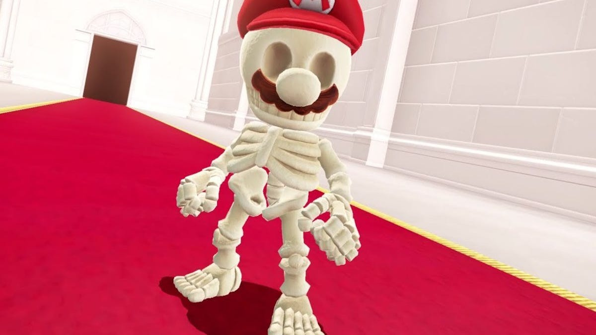 I Farmed 9999 Coins So My Son Could Have The Stupid Skeleton Outfit