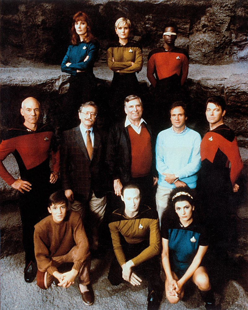 1000  images about Star Trek: The Next Generation on Pinterest ...