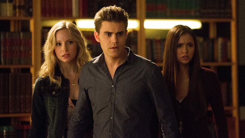 "The Vampire Diaries: ""After School Special"""
