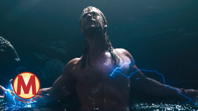 Avengers: Age Of Ultron (and Thor's weird cave bath) showed us a studio's growing pains