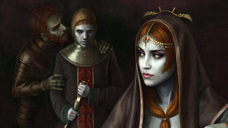 Illustration for article titled The Legend of Zelda As Renaissance Art