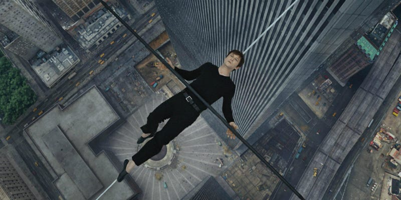Illustration for article titled The Walk Is a Thrilling 3D Spectacle, Or At Least Half of It Is