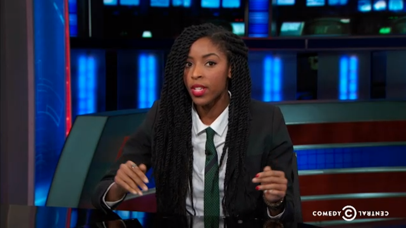 Illustration for article titled Jessica Williams Has Advice For Black Teens: Never Leave The House
