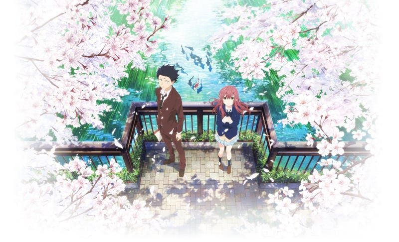 Illustration for article titled Here it is A Silent Voice Movie trailer