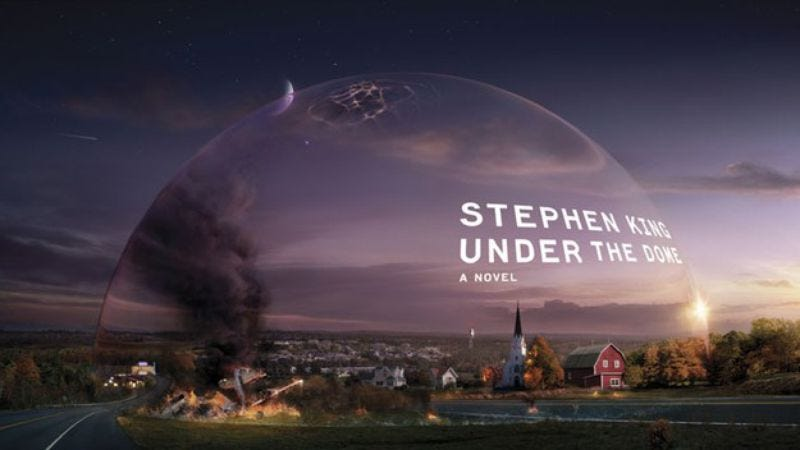 Illustration for article titled Stephen King's Under The Dome is now a CBS show
