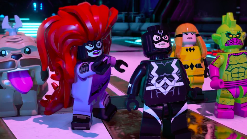 LEGO Marvel Superheroes 2 Inhumans Trailer Released