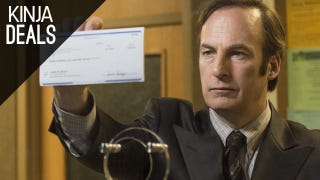 Illustration for article titled Download the Premiere of Better Call Saul for Free, Plus More Deals