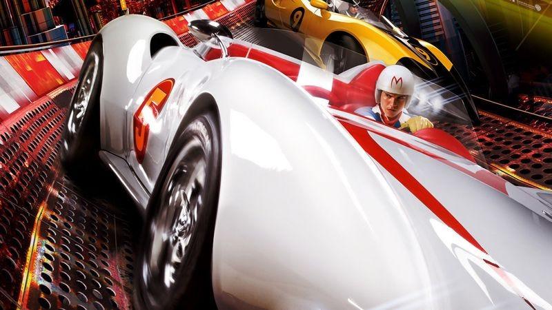 Screenshot: Speed Racer