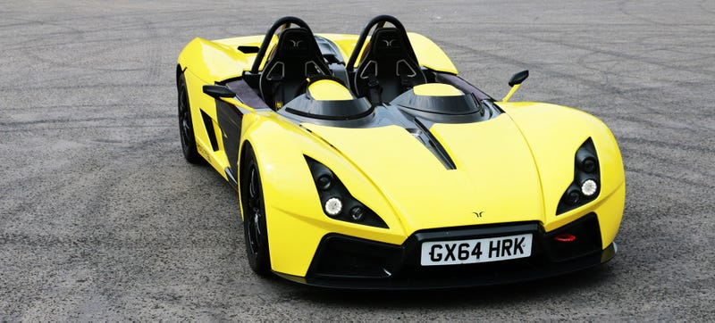 Illustration for article titled The Elemental Rp1 Is How A Small Team Of Racing Experts Aims To Tear Your Face Off With Speed