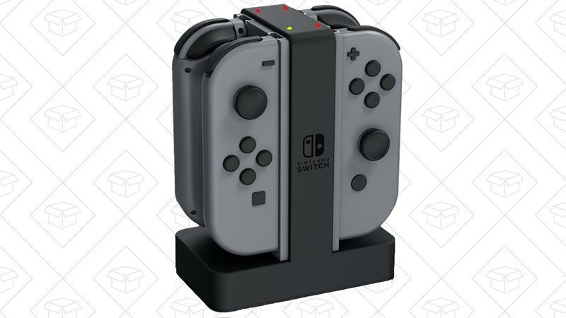 Nintendo Switch Joy-Con Charging Stand | $20 | Amazon