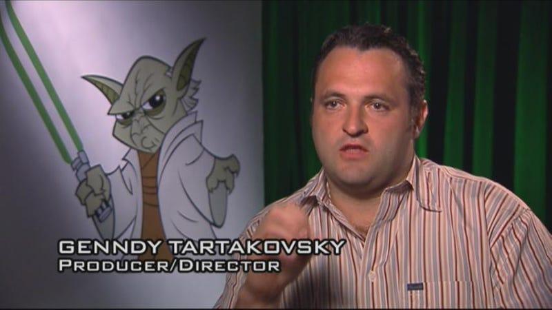 genndy tartakovsky cartoons