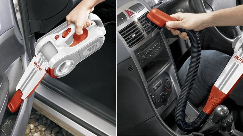 Black & Decker 12 Volt Car Vacuum, $30