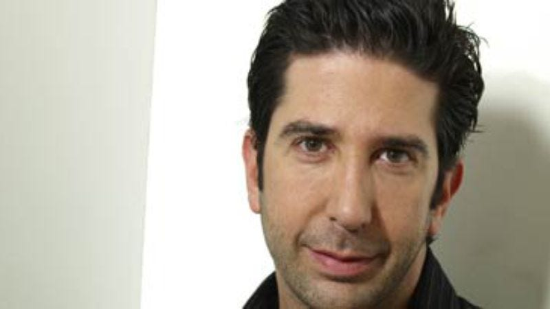 Illustration for article titled David Schwimmer