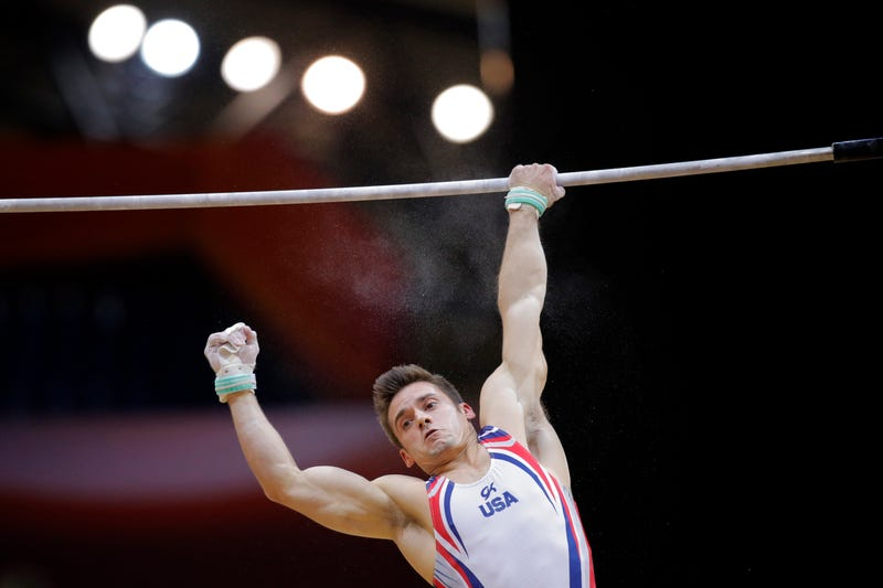 Illustration for article titled Sam Mikulak Is Struggling To Escape His Own Narrative