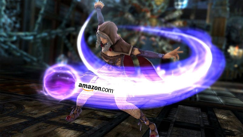 Illustration for article titled I Just Ordered SoulCalibur V From Amazon and a Tiny Part of Me Died