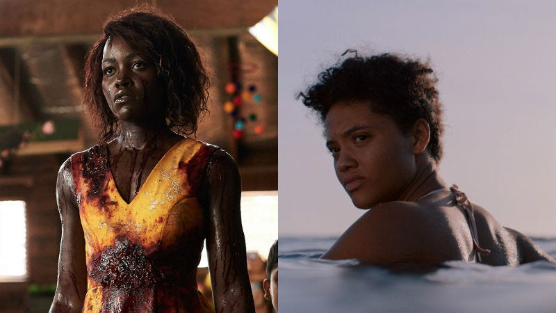 Lupita Nyong'o and Kiersey Clemons start in two of the buzzier genre films from Sundance 2019.
