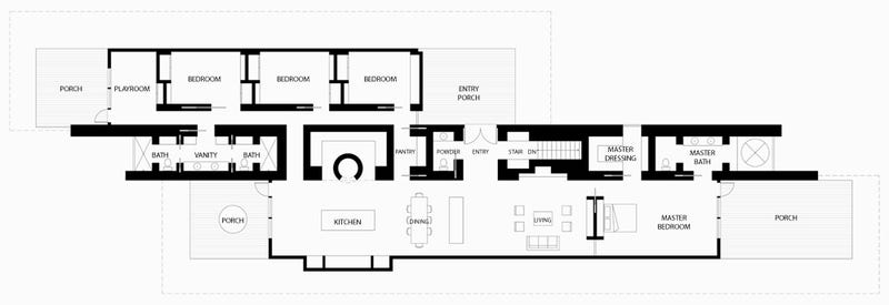Exclusive  The Plans For Steve Jobs     New House