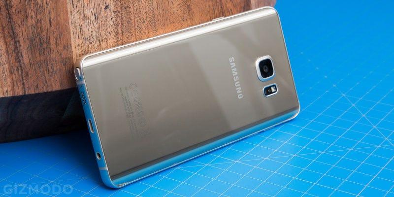 """Illustration for article titled Pantalla de 5.8"""" y 6 GB de memoria RAM: primeros rumores del Samsung Galaxy Note 6"""