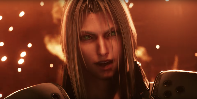 Illustration for article titled Final Fantasy VII remake gets new trailer, 2020 release date
