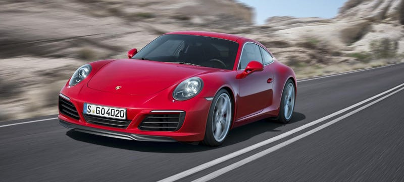 Illustration for article titled This Is The New Porsche 911 And It's Turbo Only