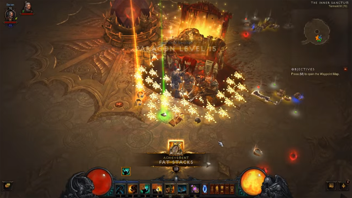 Tips For Getting Back Into Diablo III