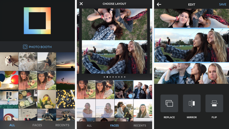 "Illustration for article titled Instagram's New ""Layout"" App Lets You Cram Your Feed Full of Collages"