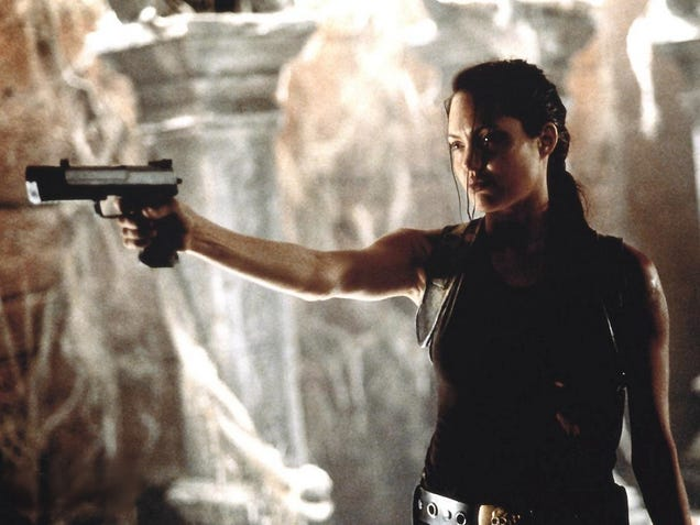 Angelina Jolie Initially Said No to Starring in Simon West s Tomb Raider