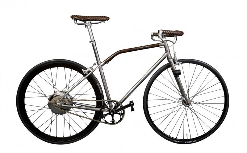 Pininfarina furoriserie la bici urbana y retro que nos for Bici pininfarina peso