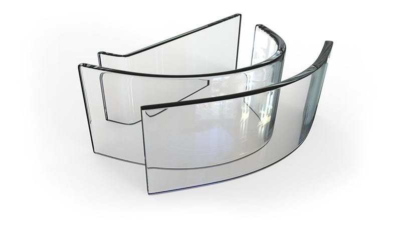 Illustration for article titled Gorilla Glass Will Be Coming Soon To a Curved Phone Near You