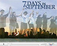 Illustration for article titled 7 Days in September 9/11 documentary available on Google Video
