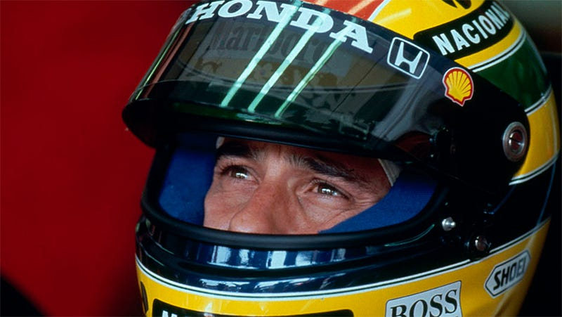 Illustration for article titled Ayrton Senna's passing 20 years ago: the day F1 stood still
