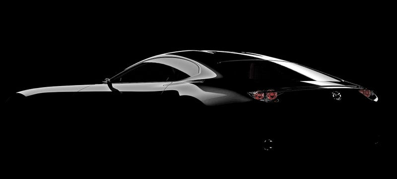 Illustration for article titled Mazda Confirms Their Sports Car Concept Will Have A New Rotary Engine Called 'SkyActiv-R'
