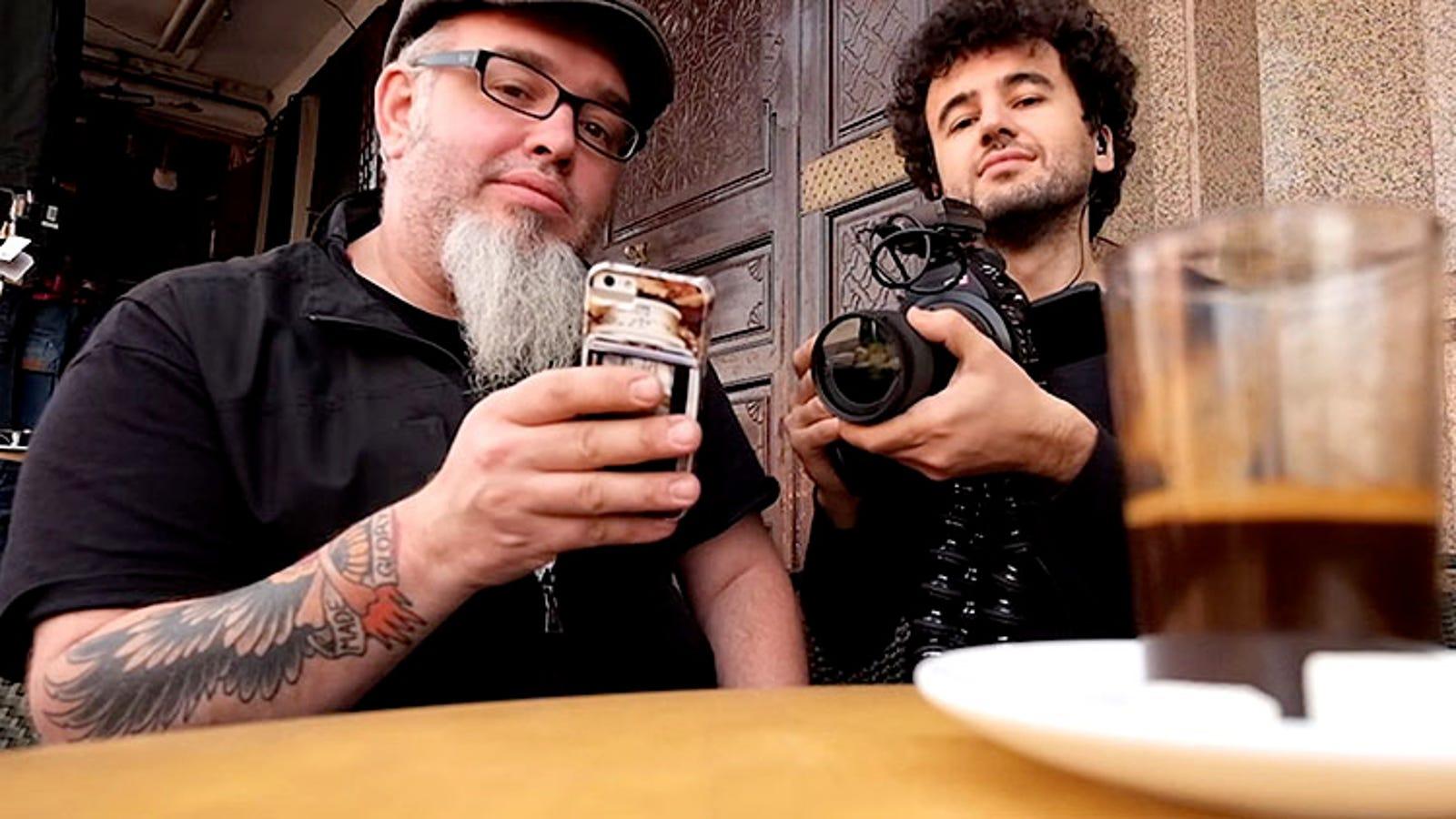 Cinco consejos muy prácticos para fotografiar a desconocidos