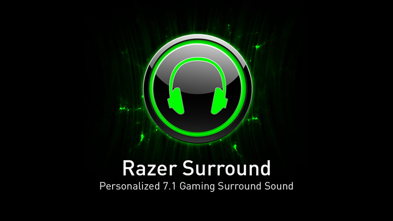 wireless gaming headphones no microphone - Razer's Surround Software Could Turn Regular Headphones Into 7.1 Cans