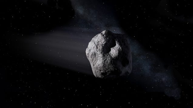 Asteroid Apophis Could Still Hit Earth in 2068, New Measurements Suggest