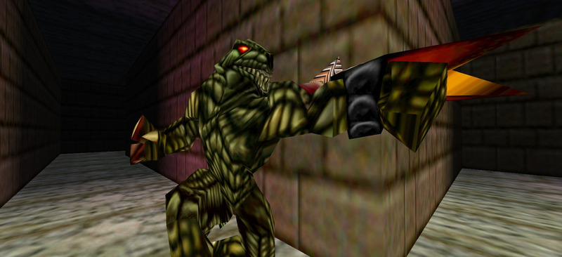 Illustration for article titled Turok 2 Is Coming Back