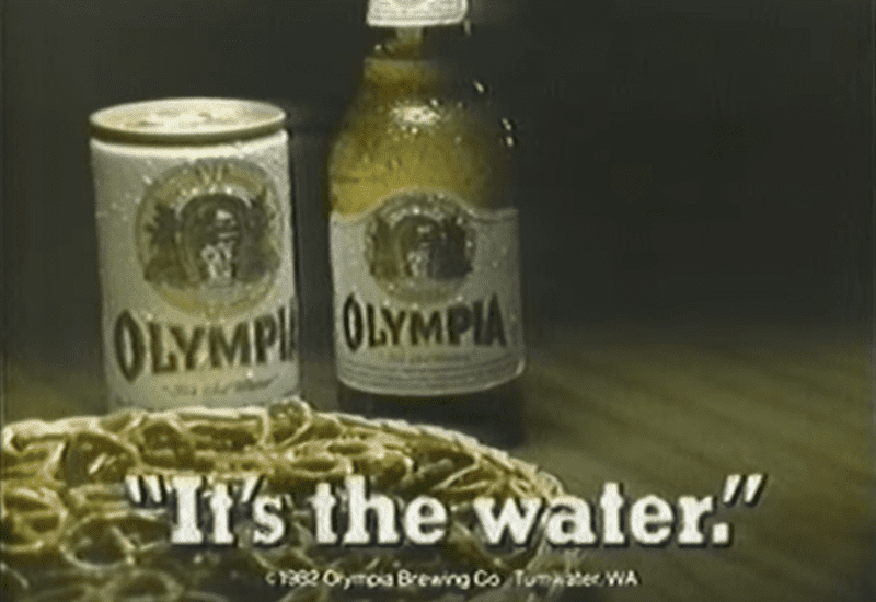Illustration for article titled Insufferable dweeb sues Pabst over the water used to brew Olympia beer