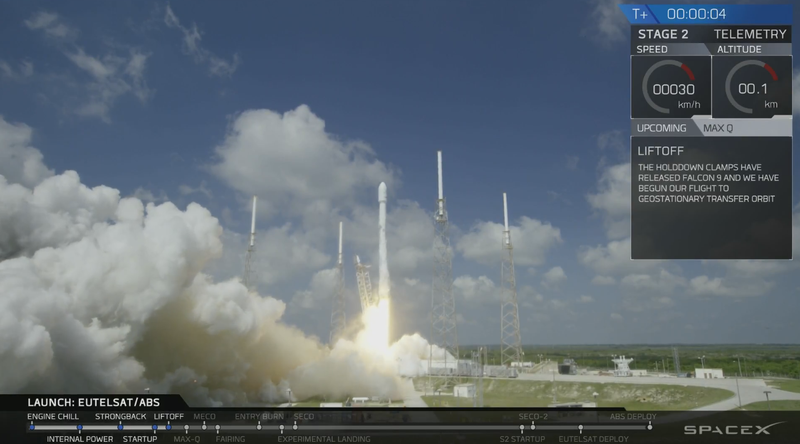 After A String Of Successful Ocean Landings SpaceXs Latest Falcon 9 Rocket Crashed Hard Right Into Its Drone Ship