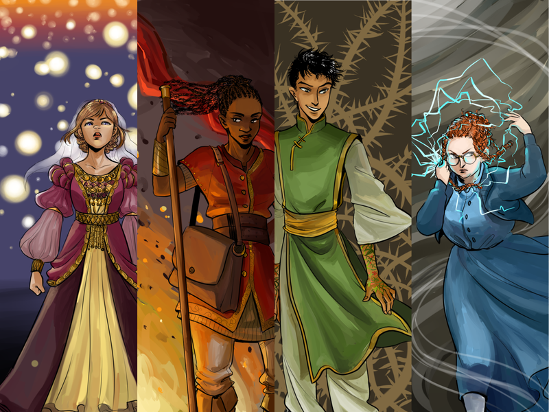 Illustration for article titled Why Tamora Pierce Should Be Hollywood's Favorite Author Right Now