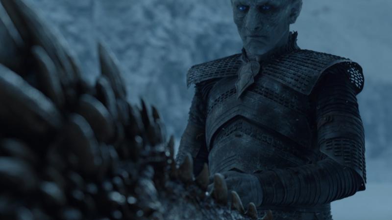 Illustration for article titled Un guión de Juego de Tronos pone fin al misterio detrás del dragón de hielo
