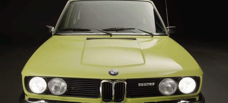 This Stupid Video Will Make You Want To Buy An Even Stupider Old BMW