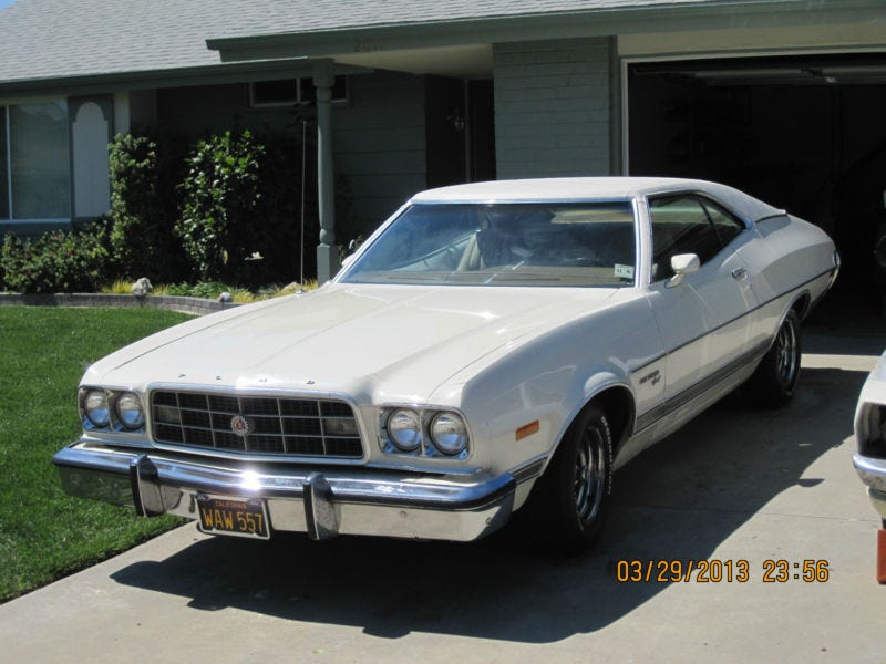 The Ford Gran Torino Was Disassociated From The Fairlane Line In  And Became Its Own Monstrous Body On Frame Cruiser Outfitted With A Lineup Of